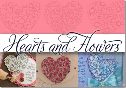Hearts & Flowers Graphic