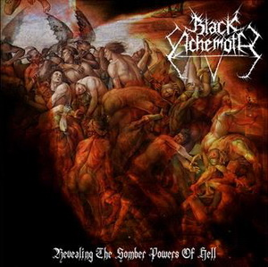 Black Achemoth - Revealing The Somber Powers Of Hell