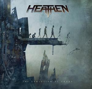 Heathen - The Evolution Of Chaos (2009)