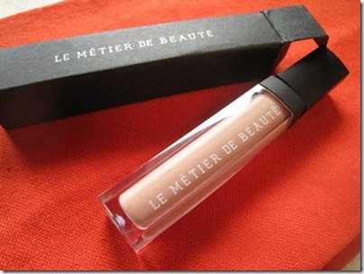 le metier de beaute sheer brilliance lip gloss manhattan summer 2010 a