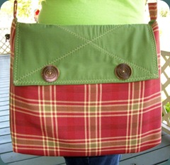 plaid laptop bag 4