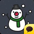 App Winter Story - KakaoTalk Theme apk for kindle fire