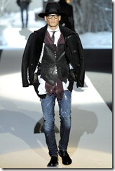 Dsquared Fall Winter 2011 Man Collection 7