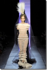 Jean Paul Gaultier Haute Couture SS 2011