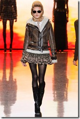 L.A.M.B. Fall 2011 RTW Runway Photos 6