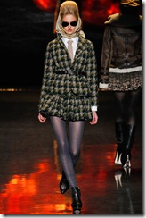 L.A.M.B. Fall 2011 RTW Runway Photos 7