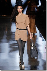 L.A.M.B. Fall 2011 RTW Runway Photos 31