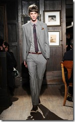 Tommy Hilfiger Men's Runway Photos Fall 2011 17