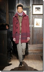 Tommy Hilfiger Men's Runway Photos Fall 2011 2