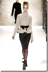 Monique Lhuillier Fall 2011 Ready-To-Wear Collection 3