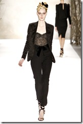 Monique Lhuillier Fall 2011 Ready-To-Wear Collection 6