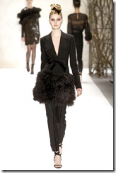 Monique Lhuillier Fall 2011 Ready-To-Wear Collection 7