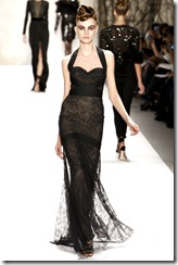 Monique Lhuillier Fall 2011 Ready-To-Wear Collection 8