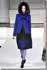 Oscar de la Renta Fall 2011 Ready-To-Wear 35