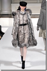 Oscar de la Renta Fall 2011 Ready-To-Wear 16