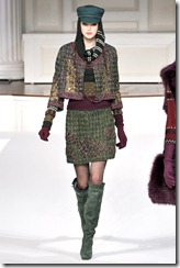 Oscar de la Renta Fall 2011 Ready-To-Wear 22