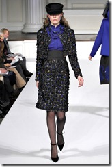 Oscar de la Renta Fall 2011 Ready-To-Wear 36