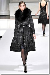 Oscar de la Renta Fall 2011 Ready-To-Wear 40