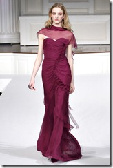 Oscar de la Renta Fall 2011 Ready-To-Wear 50
