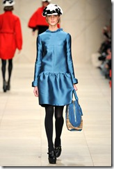 Burberry Prorsum Fall 2011 Ready-To-Wear Runway Photos 4