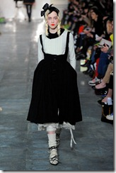 Meadham Kirchhoff Fall 2011 Ready-To-Wear 11