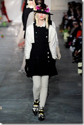 Meadham Kirchhoff Fall 2011 Ready-To-Wear 12