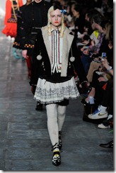 Meadham Kirchhoff Fall 2011 Ready-To-Wear 25