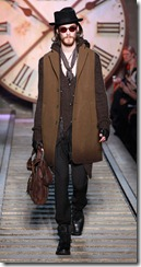 John Varvatos Fall-Winter 2011 Collection Look 1