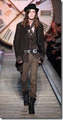 John Varvatos Fall-Winter 2011 Collection Look 12