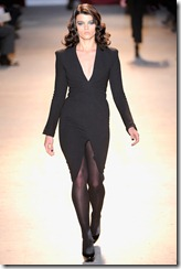 Zac Posen Ready-To-Wear Fall 2011 Runway Photos 7