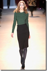 Zac Posen Ready-To-Wear Fall 2011 Runway Photos 9