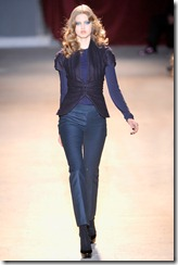Zac Posen Ready-To-Wear Fall 2011 Runway Photos 16