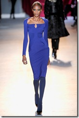 Zac Posen Ready-To-Wear Fall 2011 Runway Photos 20