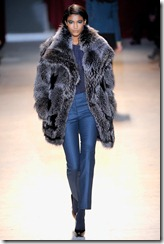 Zac Posen Ready-To-Wear Fall 2011 Runway Photos 22