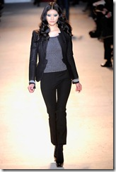 Zac Posen Ready-To-Wear Fall 2011 Runway Photos 25