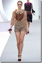 Just Cavalli Ready-To-Wear Fall 2011 Runway Photos 11