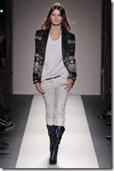 Balmain Ready-To-Wear Fall 2011, Paris Fashion Week 25