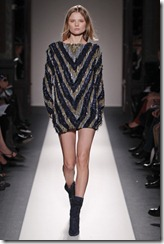 Balmain Ready-To-Wear Fall 2011, Paris Fashion Week 17