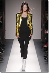 Balmain Ready-To-Wear Fall 2011, Paris Fashion Week 36