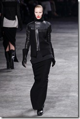Rick Owens RTW Fall 2011 Runway Photos 28