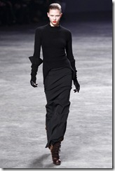 Rick Owens RTW Fall 2011 Runway Photos 40