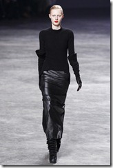 Rick Owens RTW Fall 2011 Runway Photos 42