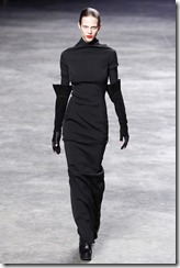 Rick Owens RTW Fall 2011 Runway Photos 43