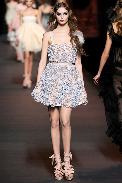 Wearable Trends: Christian Dior Ready-To-Wear Fall 2011 ...