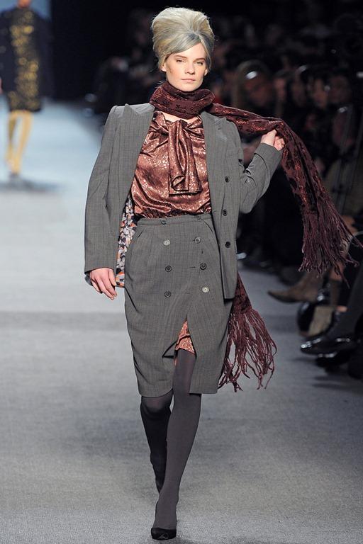 Wearable Trends: Jean Paul Gaultier RTW Fall 2011, Paris ...