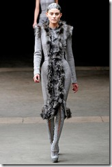 Alexander McQueen RTW Fall 2011 Runway Photos 5