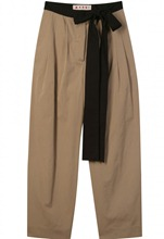 Marni Detailed Pants