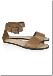 Reed Krakoff Leather sandals