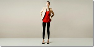 Zara Woman Lookbook March Look 1