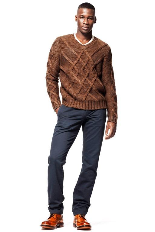 Wearable Trends: Gap Fall 2011 Ready-To-Wear
